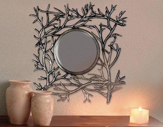 Как сделать зеркало зеркальным 686