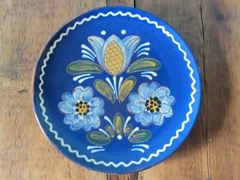 Как расписать декоративную тарелку своими руками Всё самое интересное!