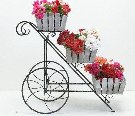 Оригинальные подставки под цветы своими руками 55