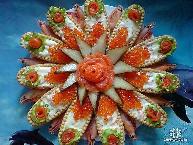 Изысканные блюда своими руками