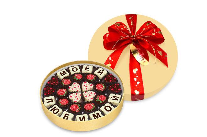 Сладкие подарки на 14 381