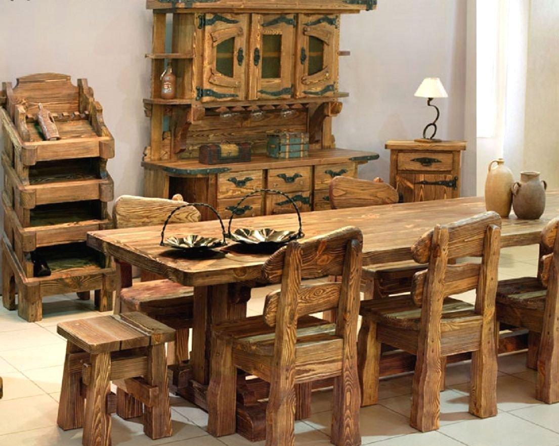 Мебель в средневековом стиле своими руками 55