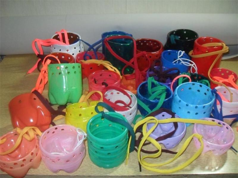 Игрушки своими руками для прогулки в детском саду 88