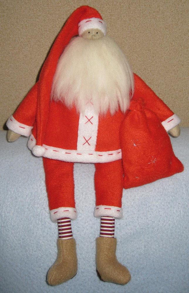Дед мороз тильда сшить своими руками