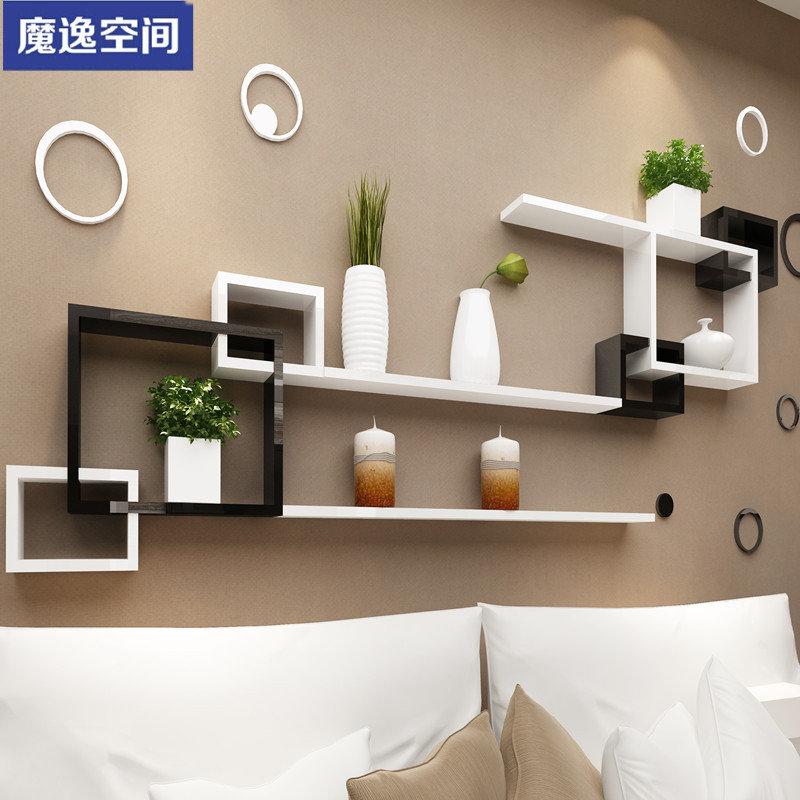 Дизайн настенных полок с