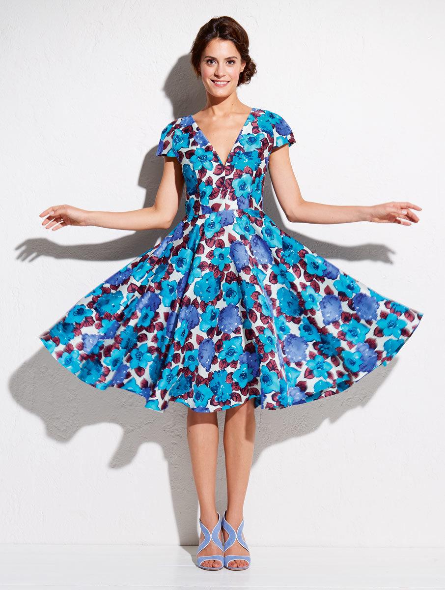 Мастер класс летнего платья