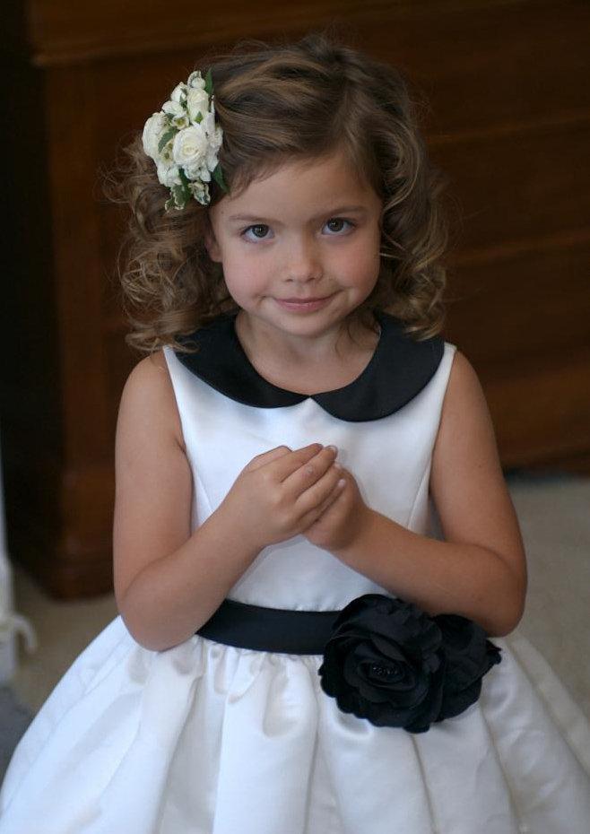 Прически на свадьбу девочкам 8 лет