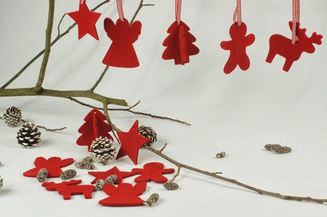 Гирлянды новогодние украшения своими руками фото 5