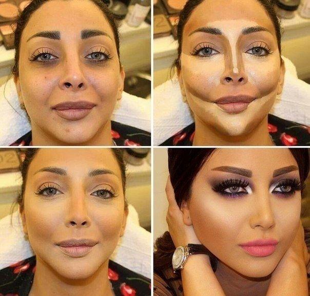 Как скрыть морщины с помощью макияжа