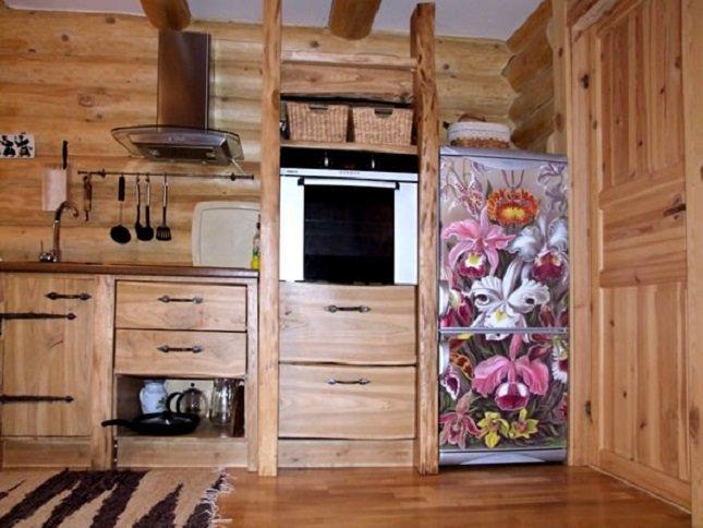 Обновляем холодильник своими руками 921