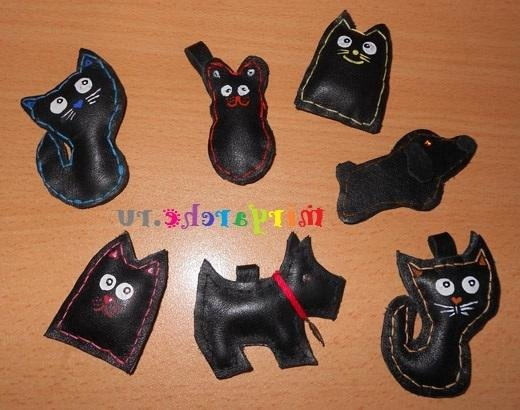 Сувениры из кожзама своими руками 16