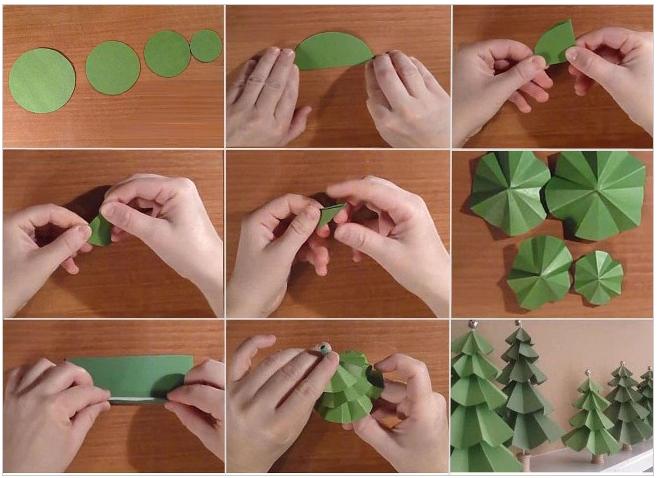 Сделай сам поделки своими руками из бумаги
