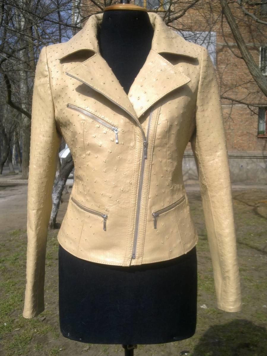 Кожаная куртка своими руками 81