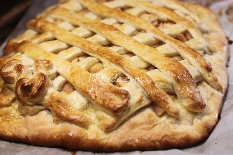 Приготовить дрожжевые пирожки с яблоками