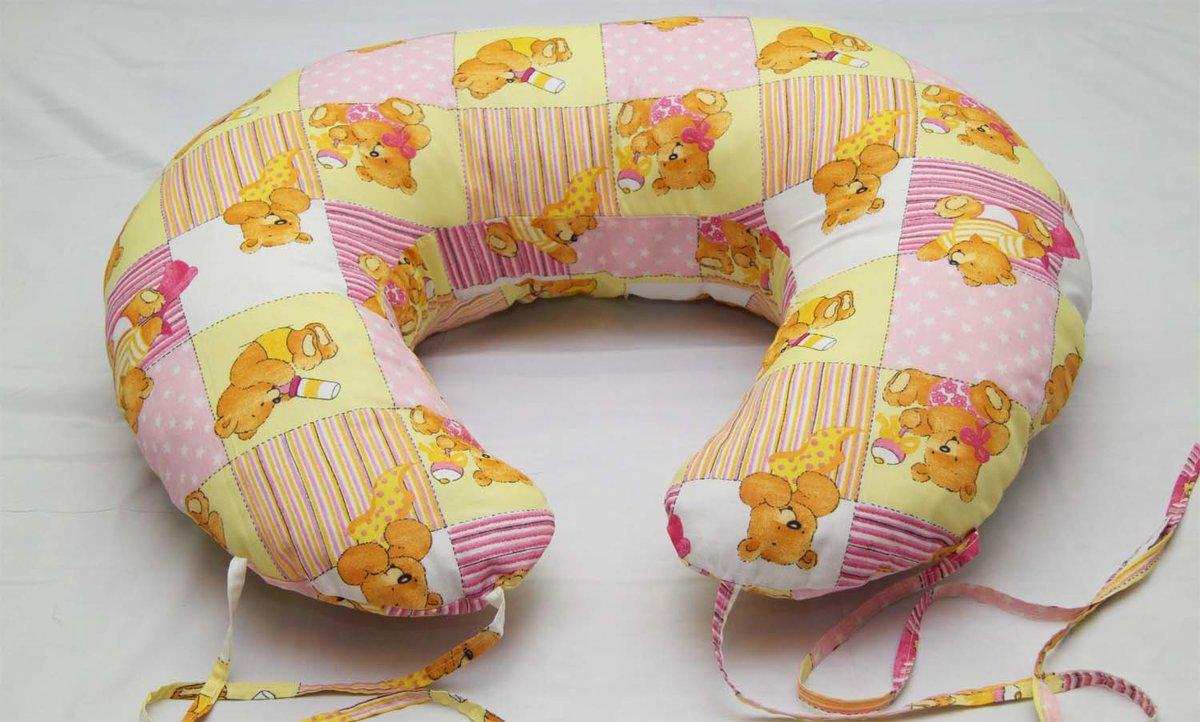 Подушка малышу своими руками