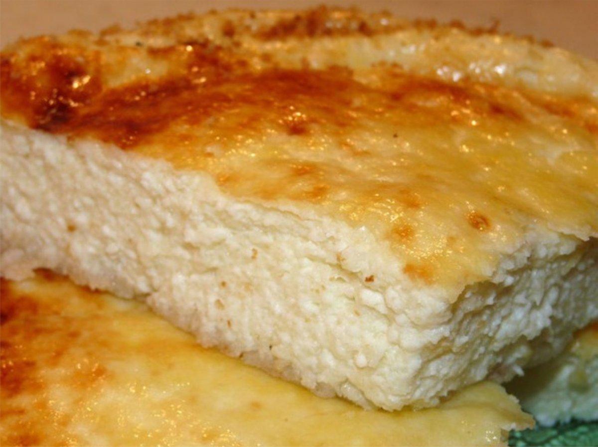Творожная запеканка с ревенем рецепт пошагово в духовке