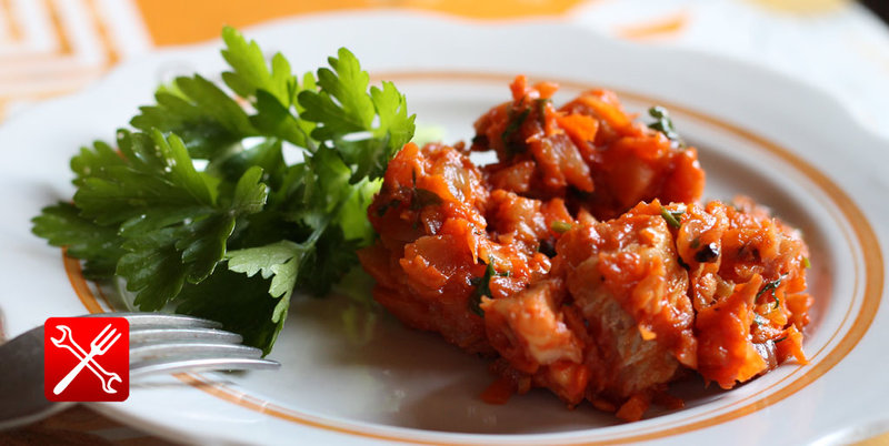 Скумбрия под маринадом классический рецепт с фото пошагово