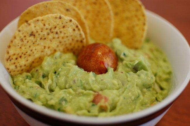 Рецепт гуакамоле классический
