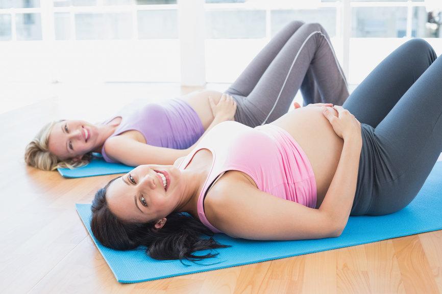 Позы для расслабления спины у беременных 65