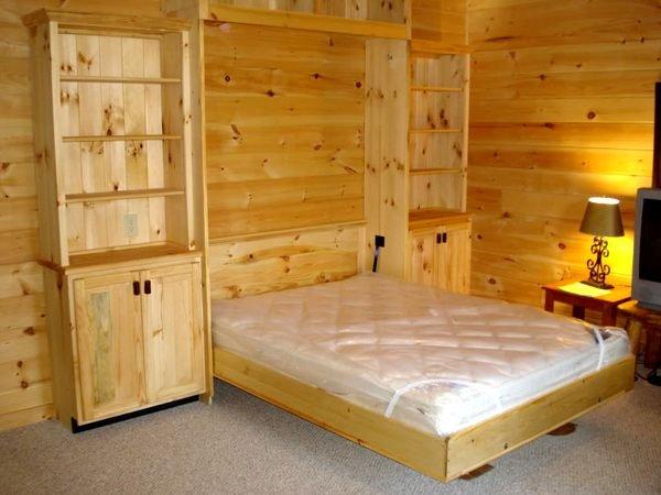 Шкаф кровать своими руками в домашних условиях