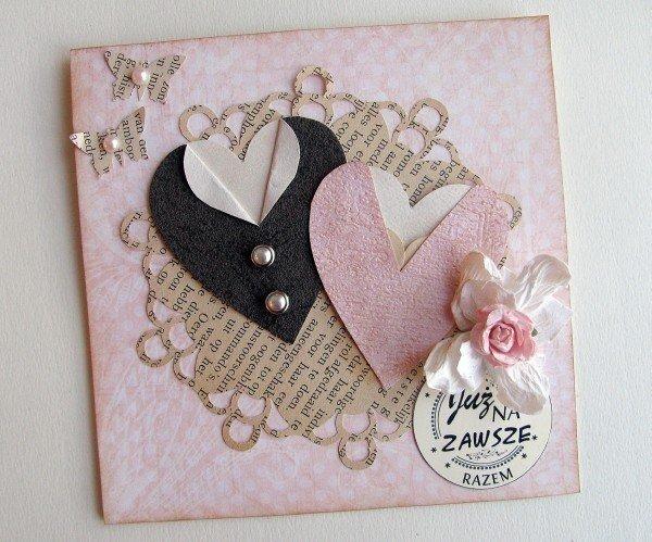 На день свадьбы открытки своими руками 43