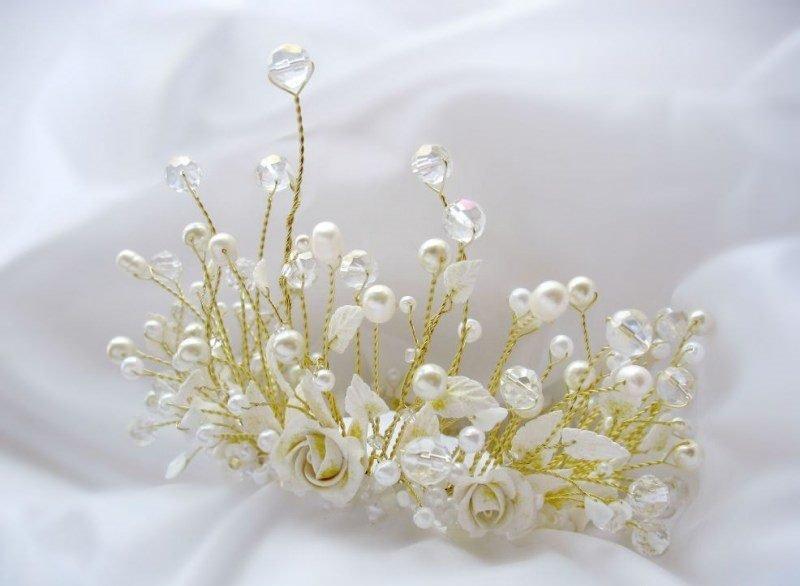 Корона свадебные своими руками
