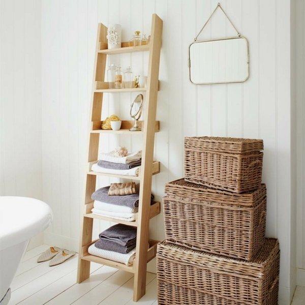 Лестница для ванной своими руками 58