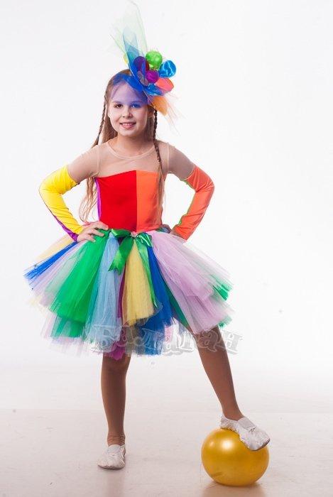 Как сделать костюм для девочки карнавальный