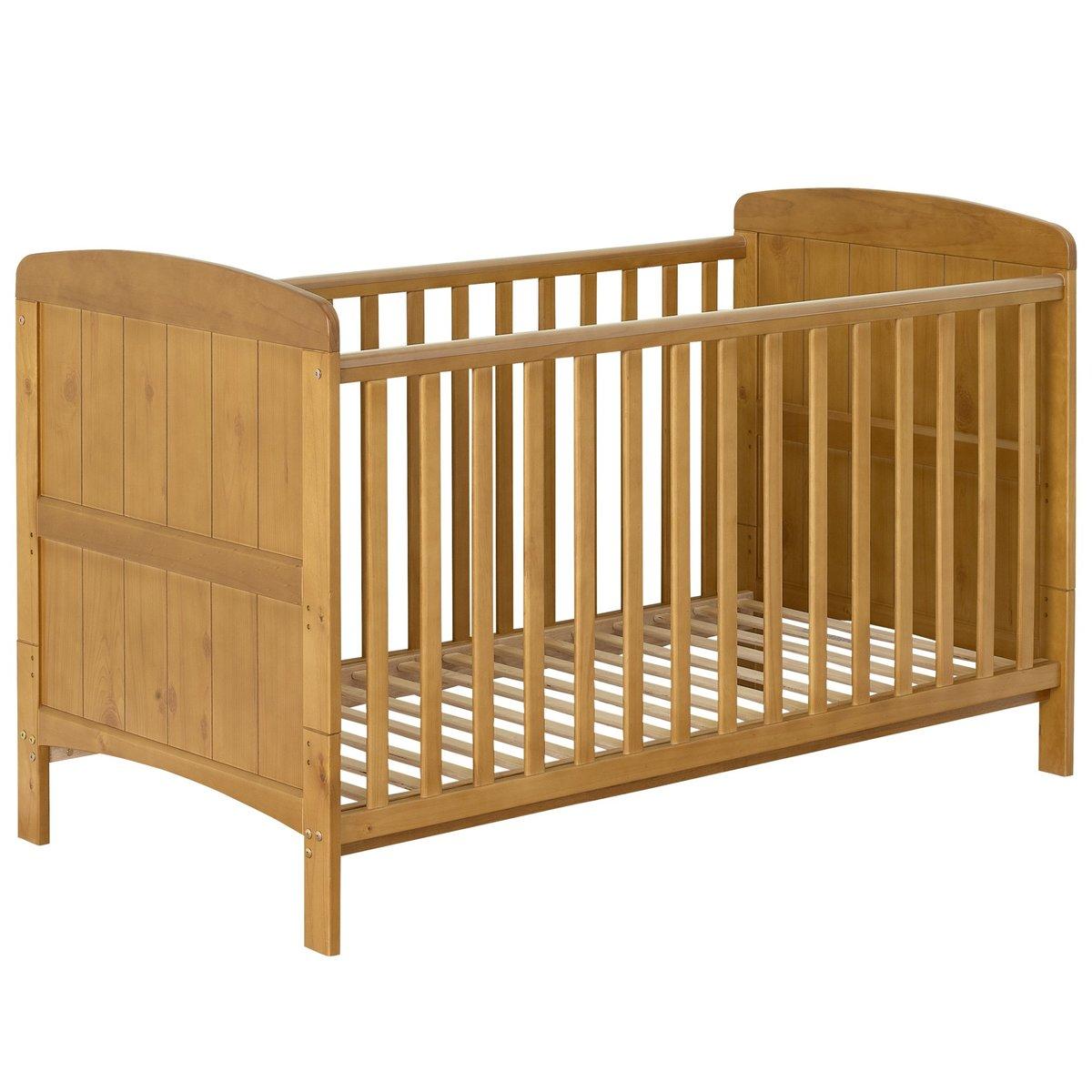 Своими руками из дерева детскую кроватку