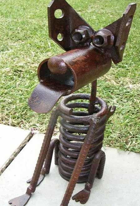 Поделки для дома из металла своими руками