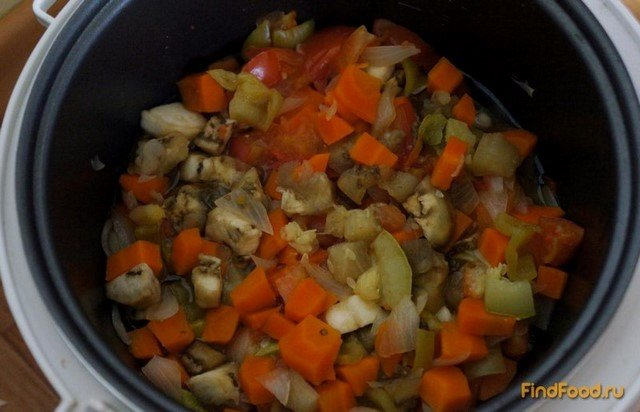 Тушеные овощи в домашних условиях 755