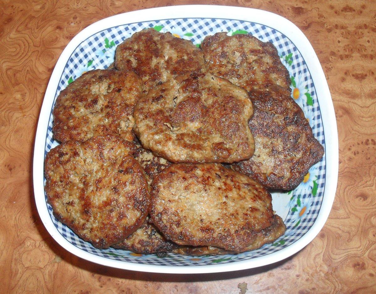 Вкусные печеночные котлеты рецепт с фото пошагово