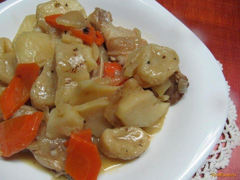 Галушки с мясом рецепт с пошагово