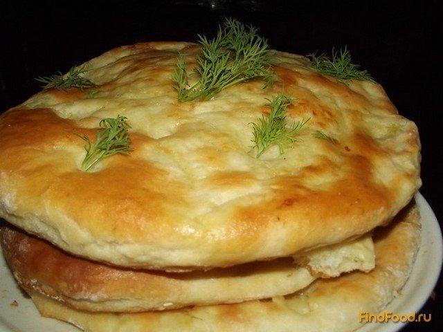 Как приготовить осетинские пироги пошаговый рецепт с