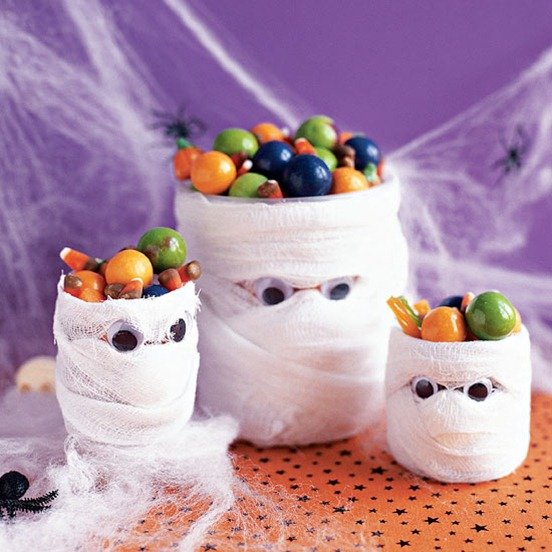 Угощения на хэллоуин 2018 своими руками