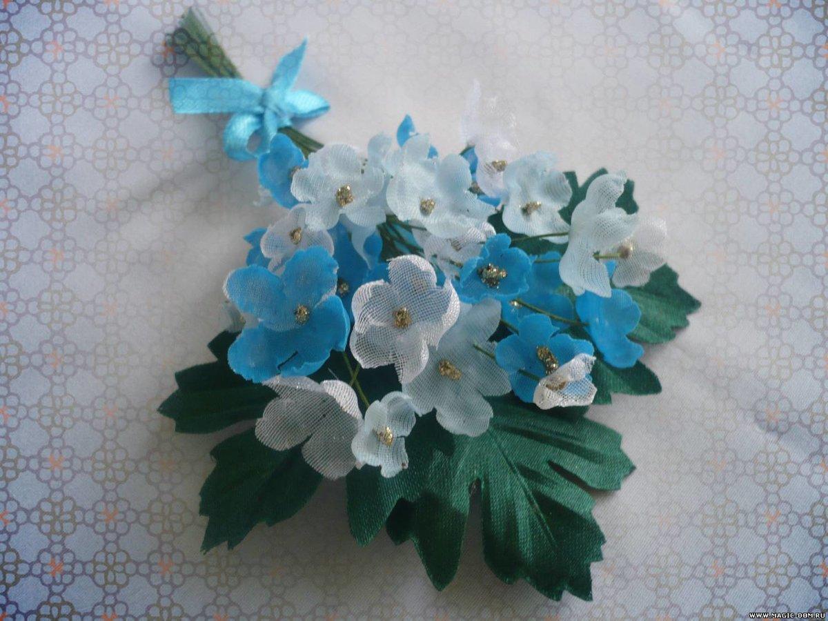 Атласные цветы своими руками (64 фото инструкции, схемы) 1