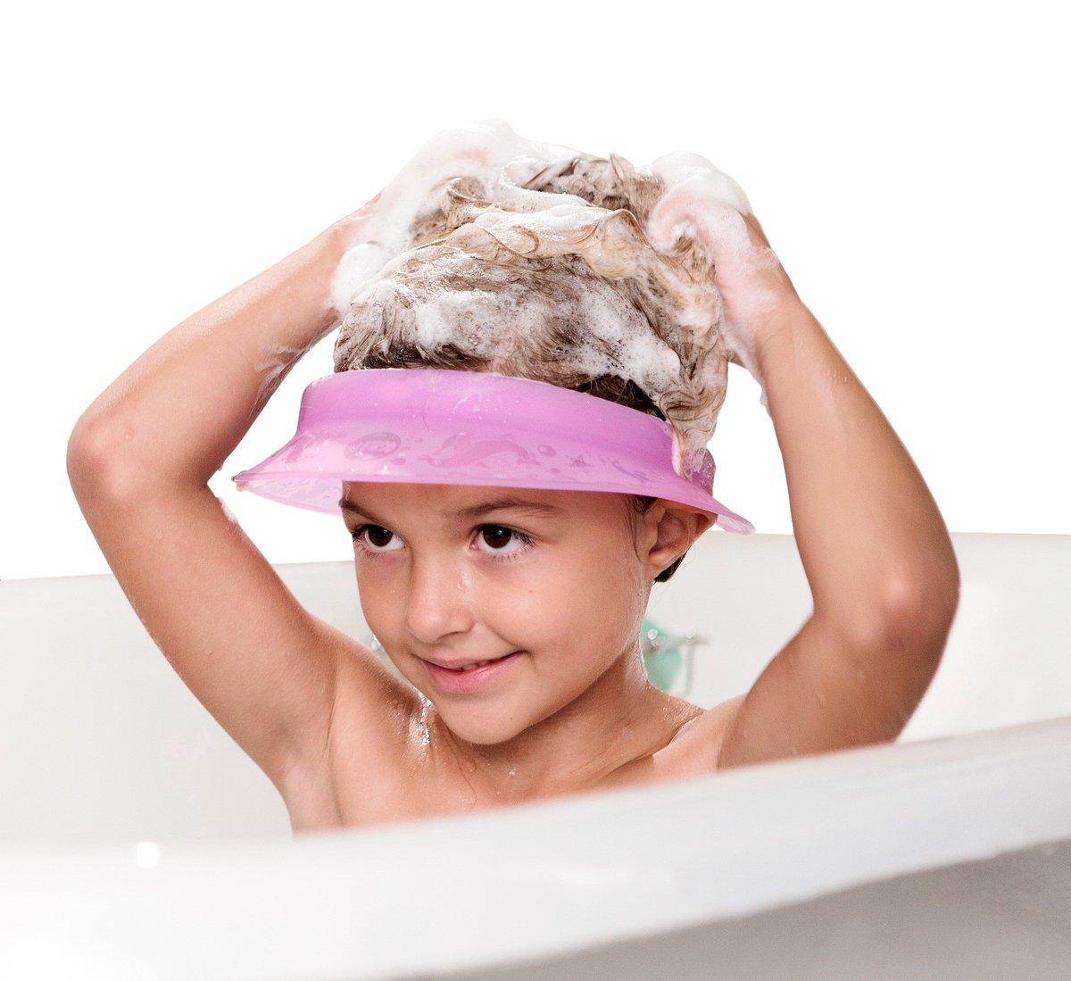 Козырек для мытья головы своими руками