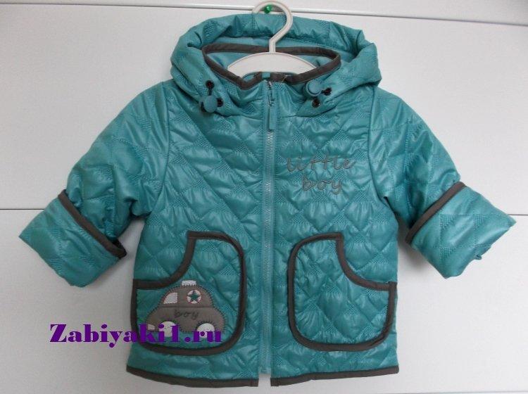 Сшить куртку для ребёнка 121