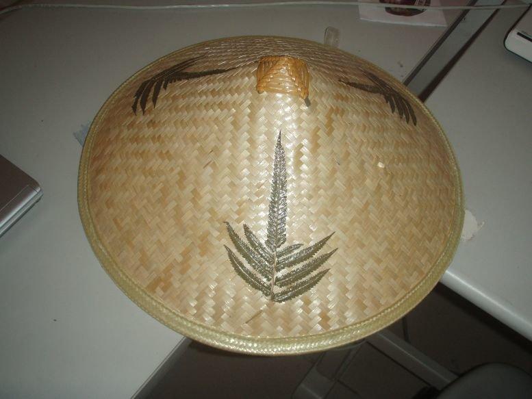Китайская шляпа как сделать своими руками