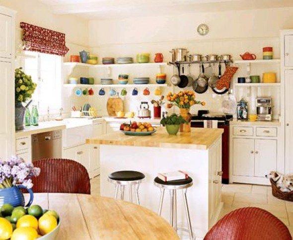 Интерьер кухни своими руками фото-идеи