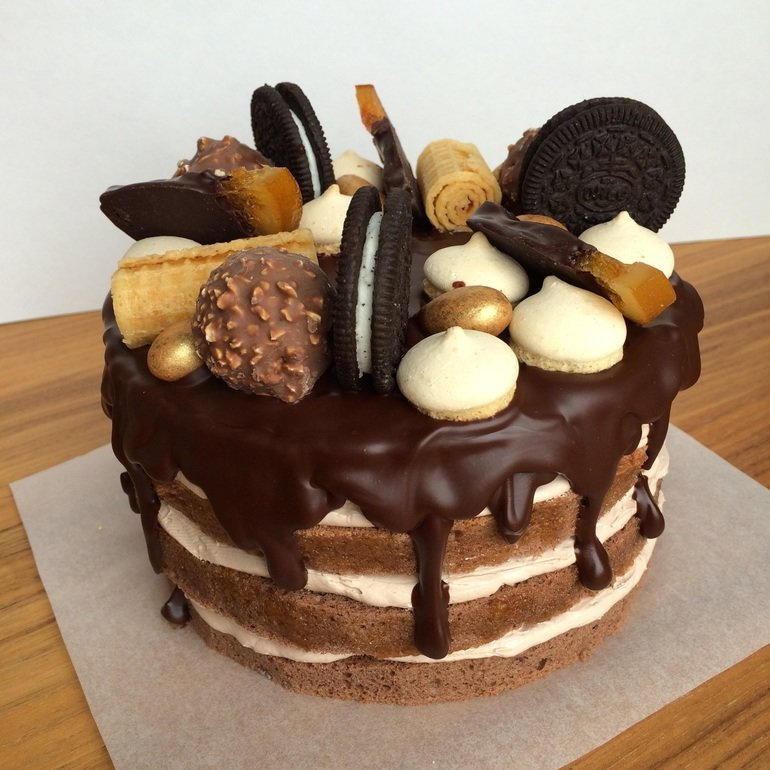 Как торт прага своими руками 47