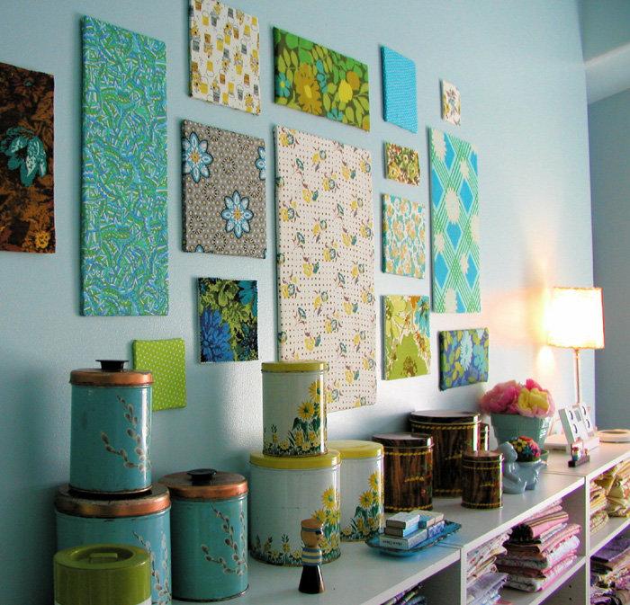 Декорация стен своими руками фото 25