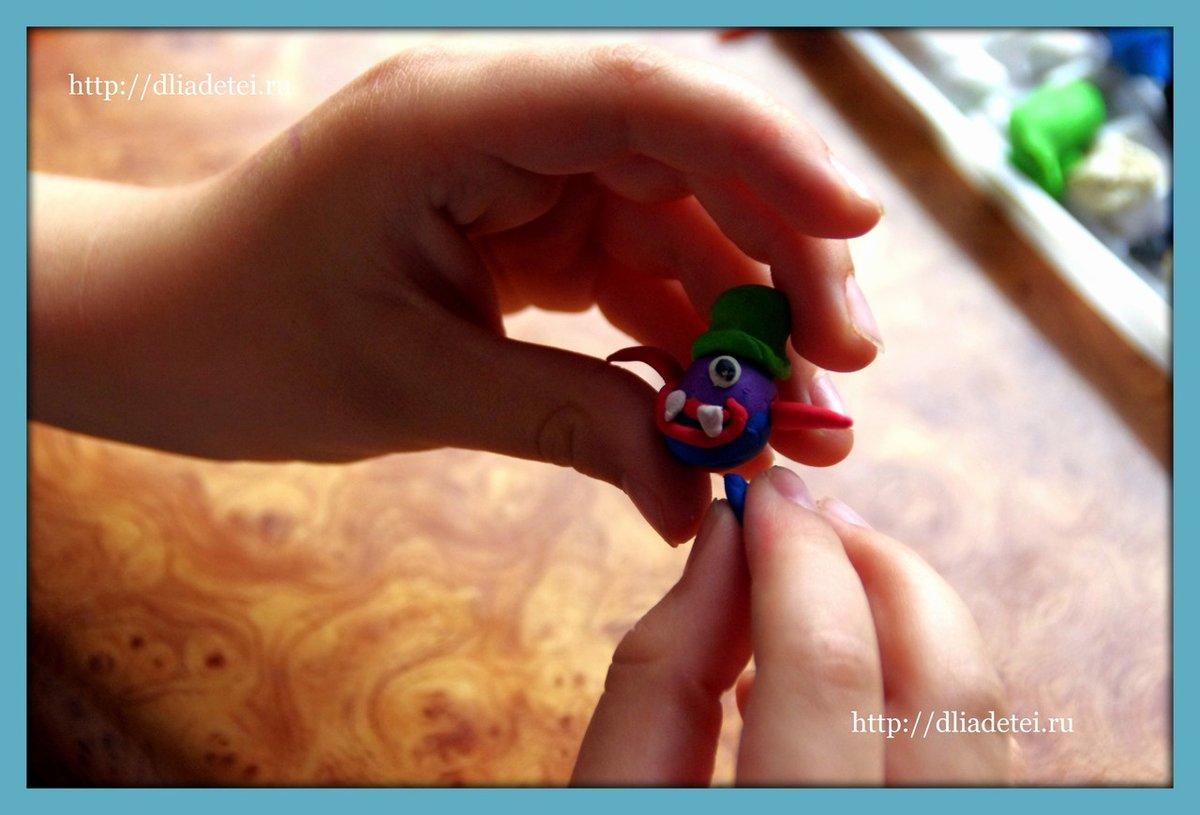 Лепка из пластилина для детей разных возрастов 12