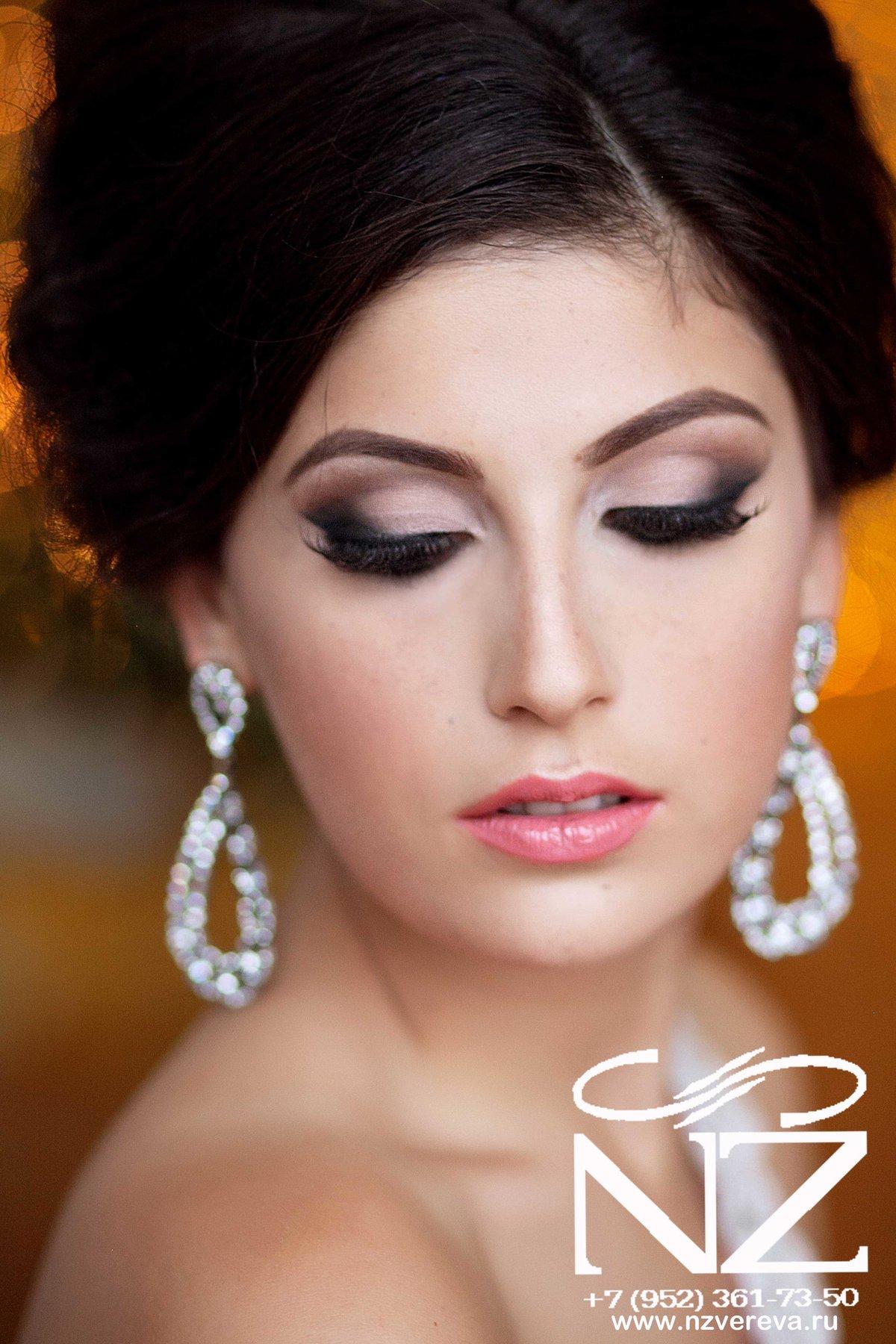 Фото свадебного и вечернего макияжа