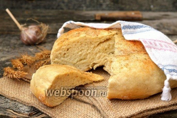 Пошаговый рецепт с хлеба