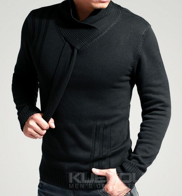 Стильные свитера мужские