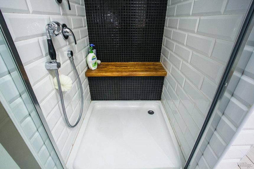Как сделать кабинку в ванной своими 256