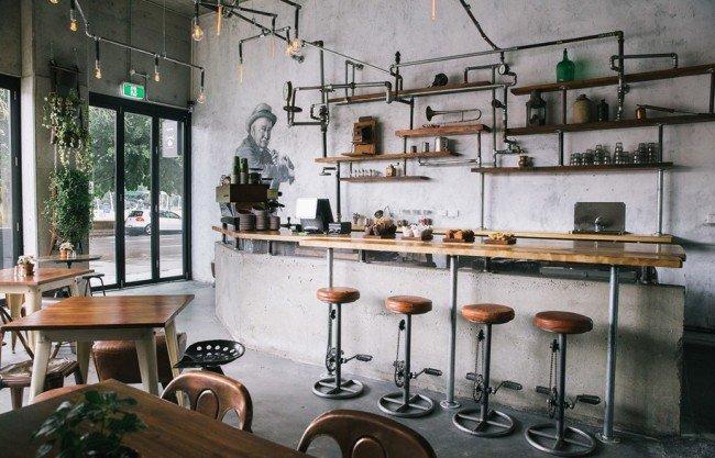 Интерьер кафе своими рука 877