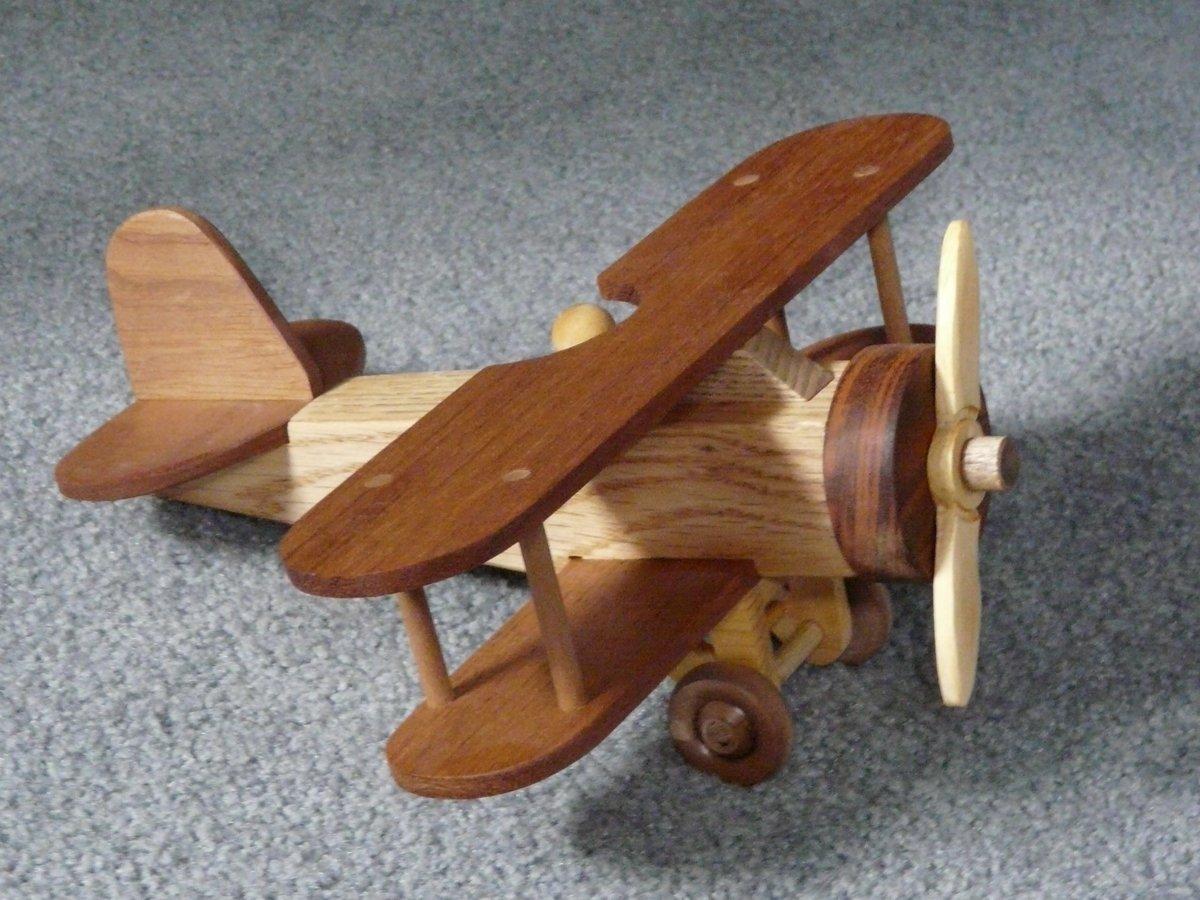 Деревянные самолеты своими руками