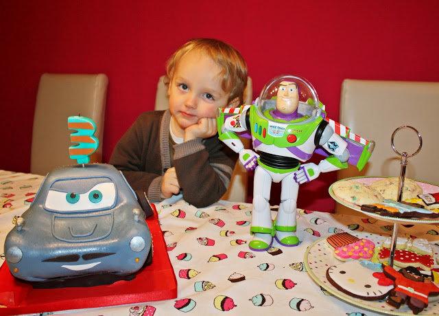 Подарок сыну на 4 года на день рождения у которой все есть